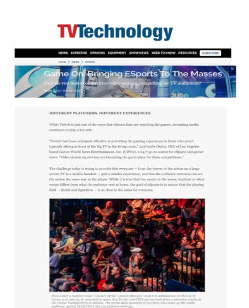 TV Technology
